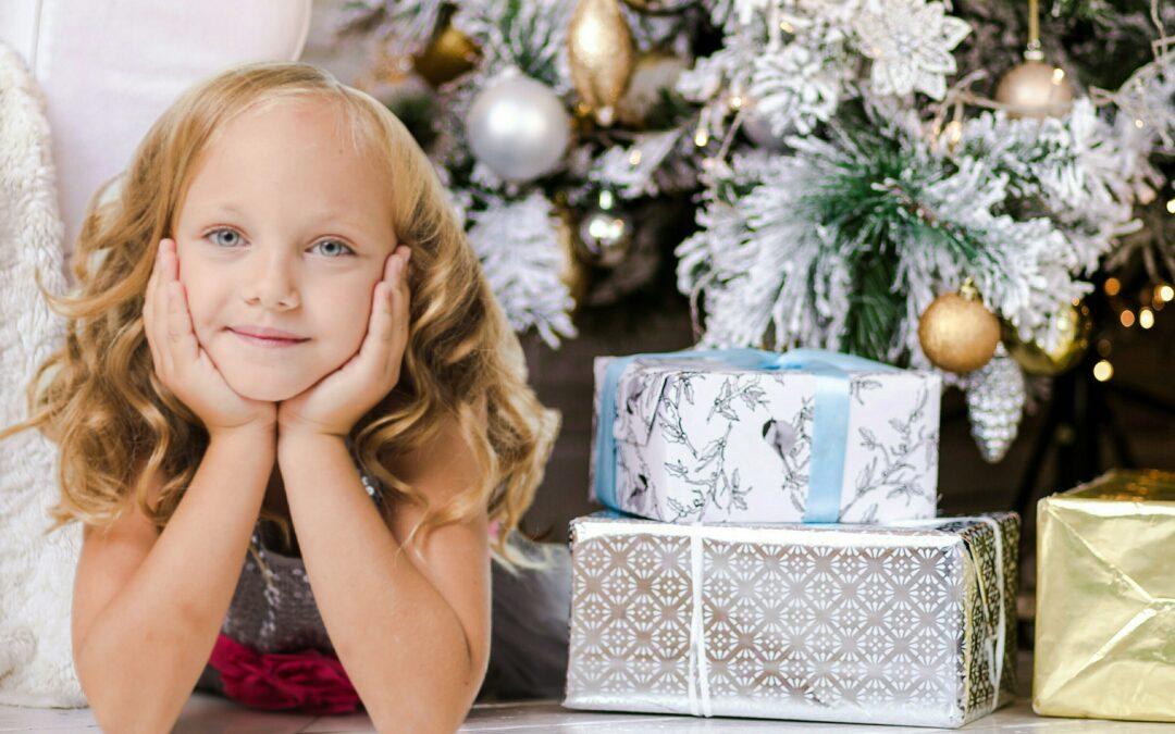 teach children gratitude during the holiday season