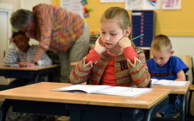 When Back to School Stress Strikes